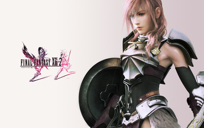 Serah Farron - Final Fantasy XIII-2 [4] wallpaper