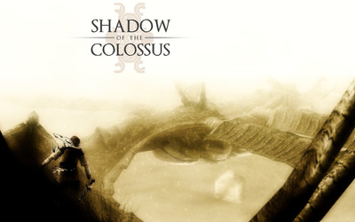 Shadow of the Colossus [2] wallpaper