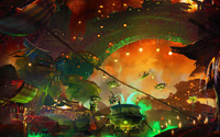 Shadow of the Mad King - Guild Wars 2 wallpaper 1920x1080 jpg