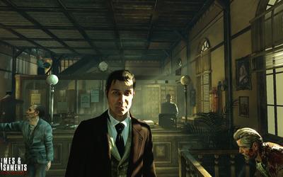 Sherlock Holmes: Crimes & Punishments wallpaper