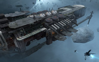 Shubin Interstellar - Star Citizen wallpaper 2560x1600 jpg