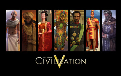 Sid Meier's Civilization V [2] wallpaper