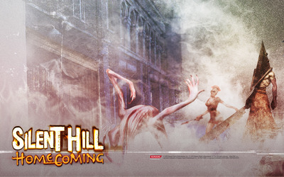 Silent Hill Homecoming wallpaper