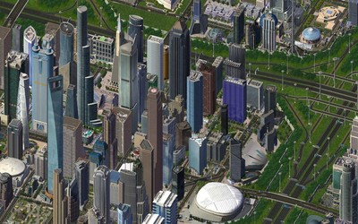 SimCity 4 wallpaper