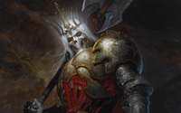 Skeleton King in Diablo III wallpaper 1920x1080 jpg