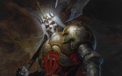 Skeleton King in Diablo III wallpaper