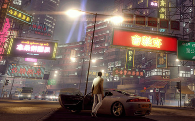 Sleeping Dogs: Definitive Edition wallpaper