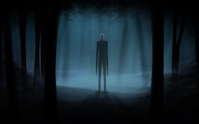 SlenderMan wallpaper