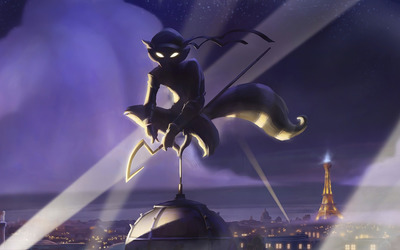 Sly Cooper: Thieves in Time wallpaper