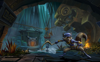 Sly Cooper: Thieves in Time [2] wallpaper