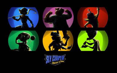 Sly Cooper: Thieves in Time [5] wallpaper