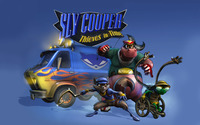 Sly Cooper: Thieves in Time [4] wallpaper 1920x1200 jpg