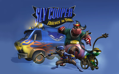 Sly Cooper: Thieves in Time [4] wallpaper