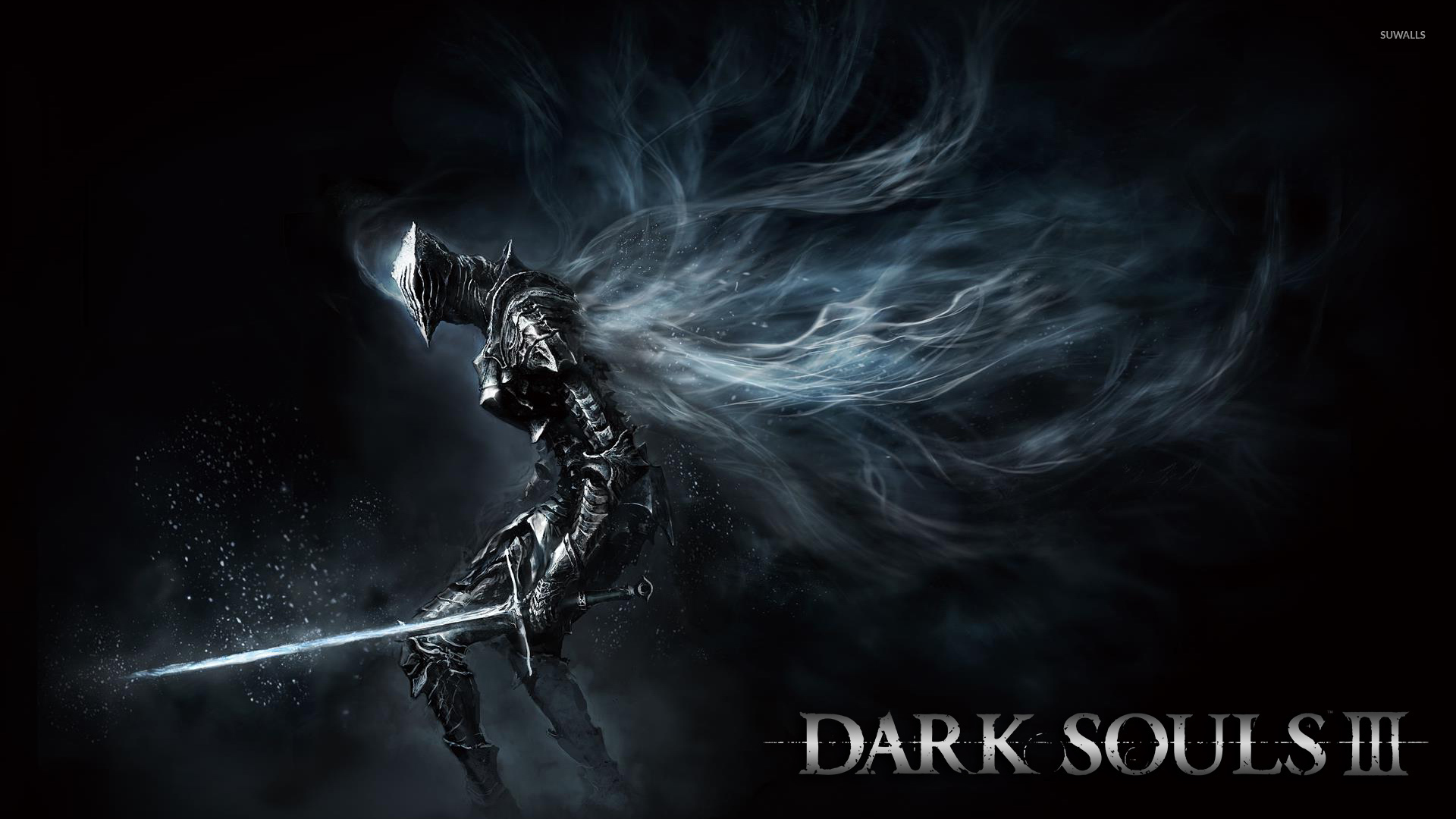 Smoking Knight In Dark Souls Iii Wallpaper Game Wallpapers 53600