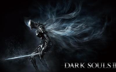 Smoking knight in Dark Souls III wallpaper
