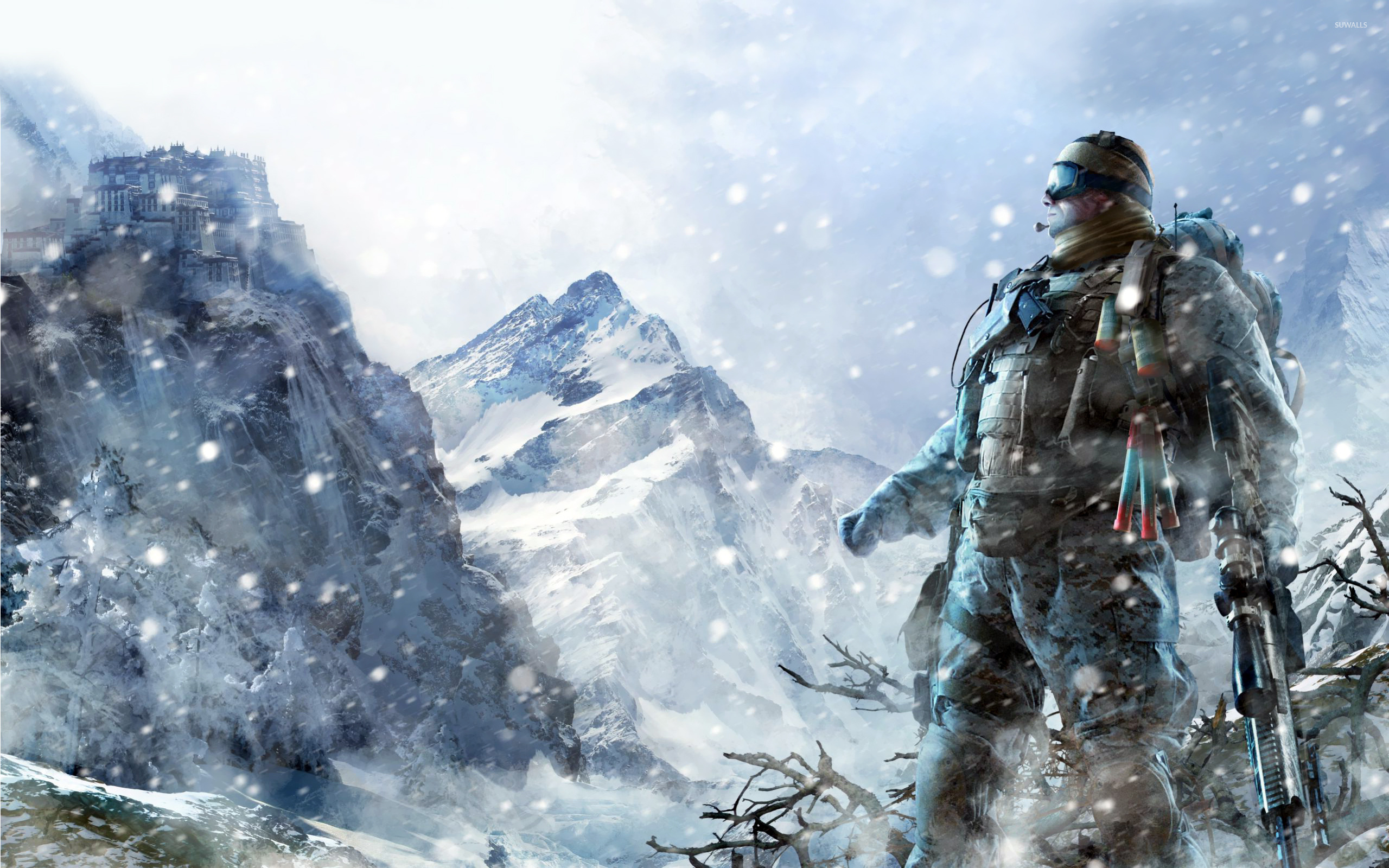 sniper: ghost warrior 2 [6] wallpaper - game wallpapers - #14859