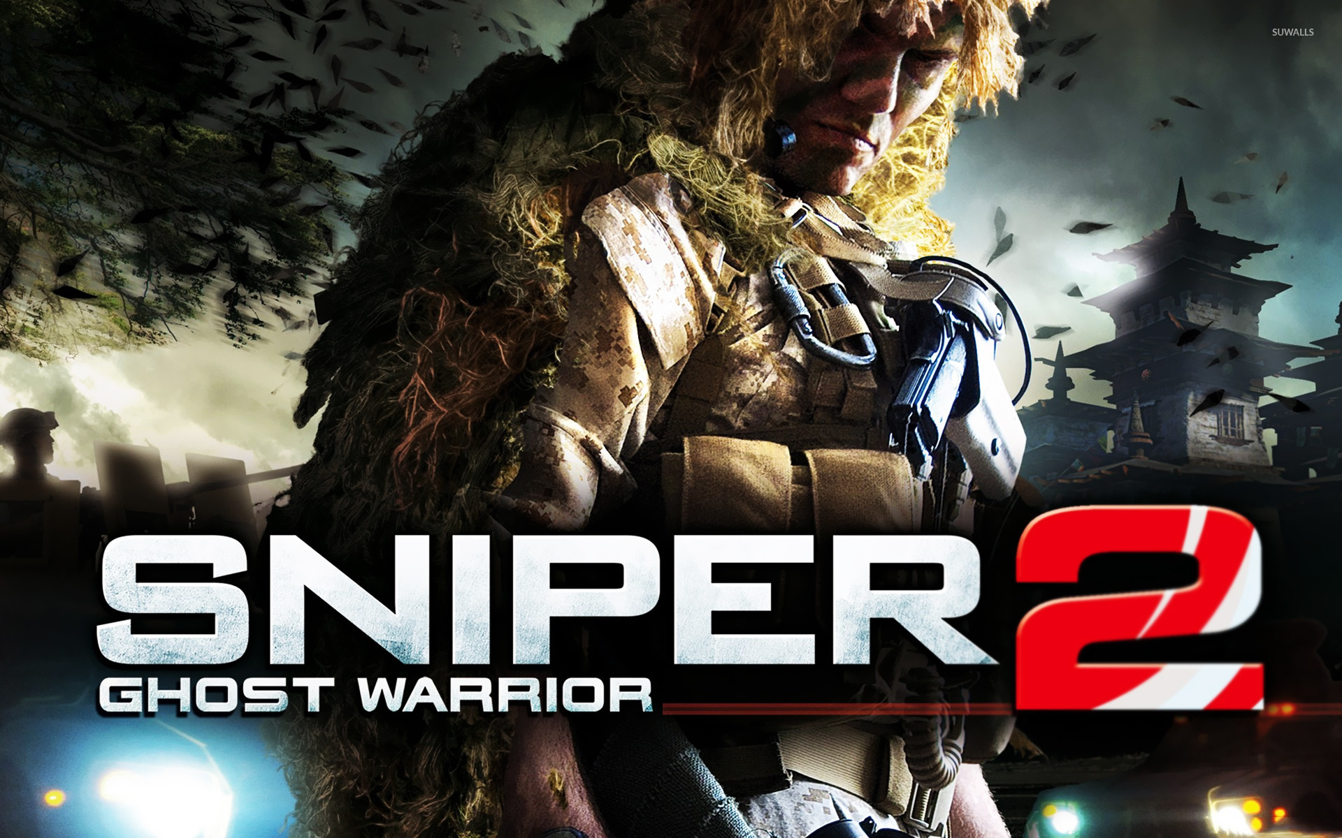 sniper: ghost warrior 2 [2] wallpaper - game wallpapers - #16052