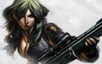 Sniper Wolf - Metal Gear Solid wallpaper 1920x1080 jpg