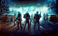 Snipers in Tom Clancy's Ghost Recon: Future Soldier wallpaper 1920x1200 jpg
