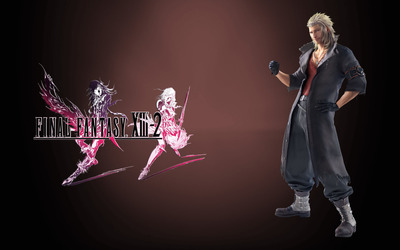 Snow Villiers - Final Fantasy XIII-2 wallpaper