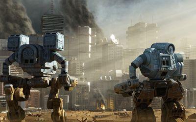 Solaris Assault Tech wallpaper