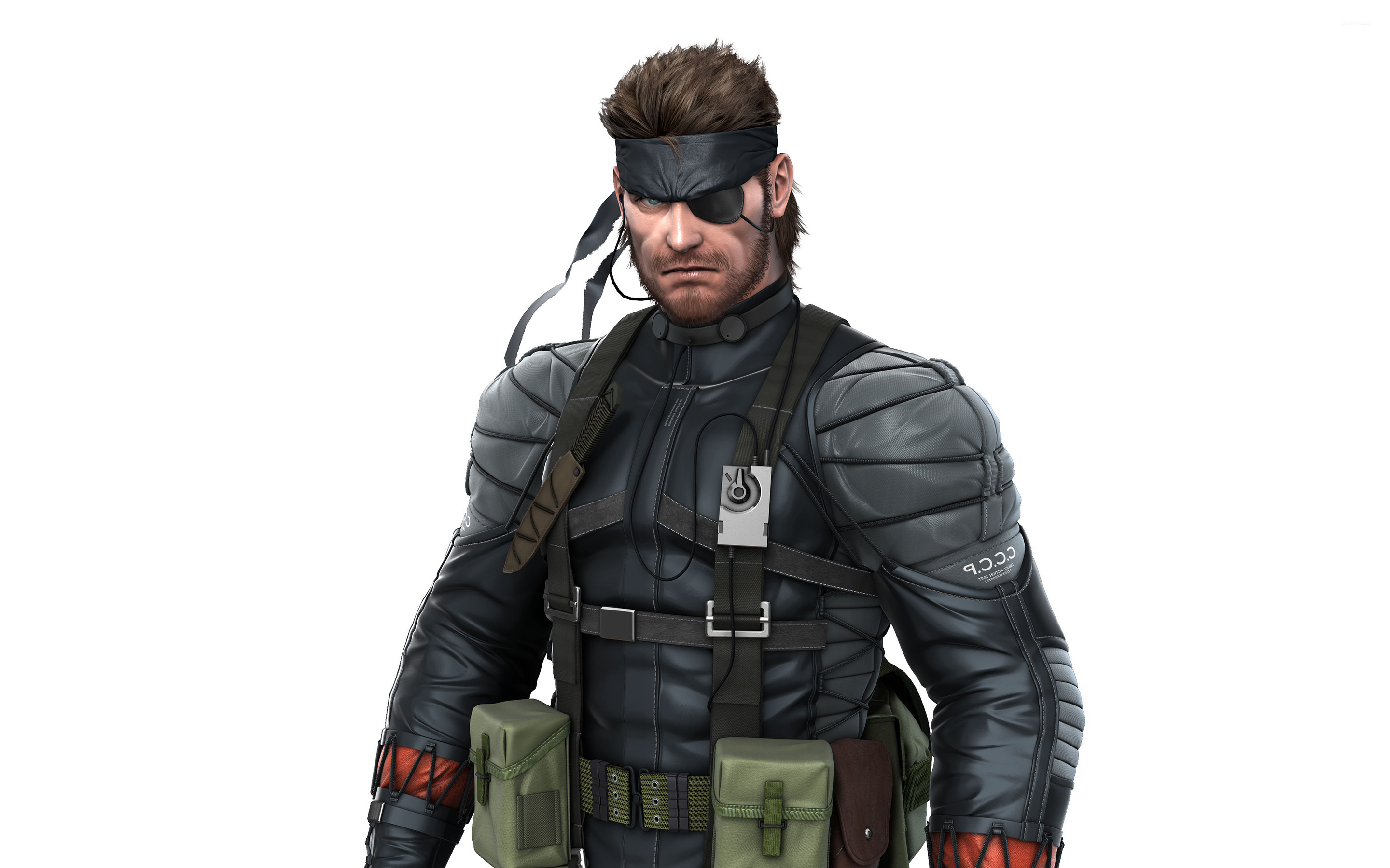 Solid Snake Metal Gear Solid Wallpaper Game Wallpapers 31388