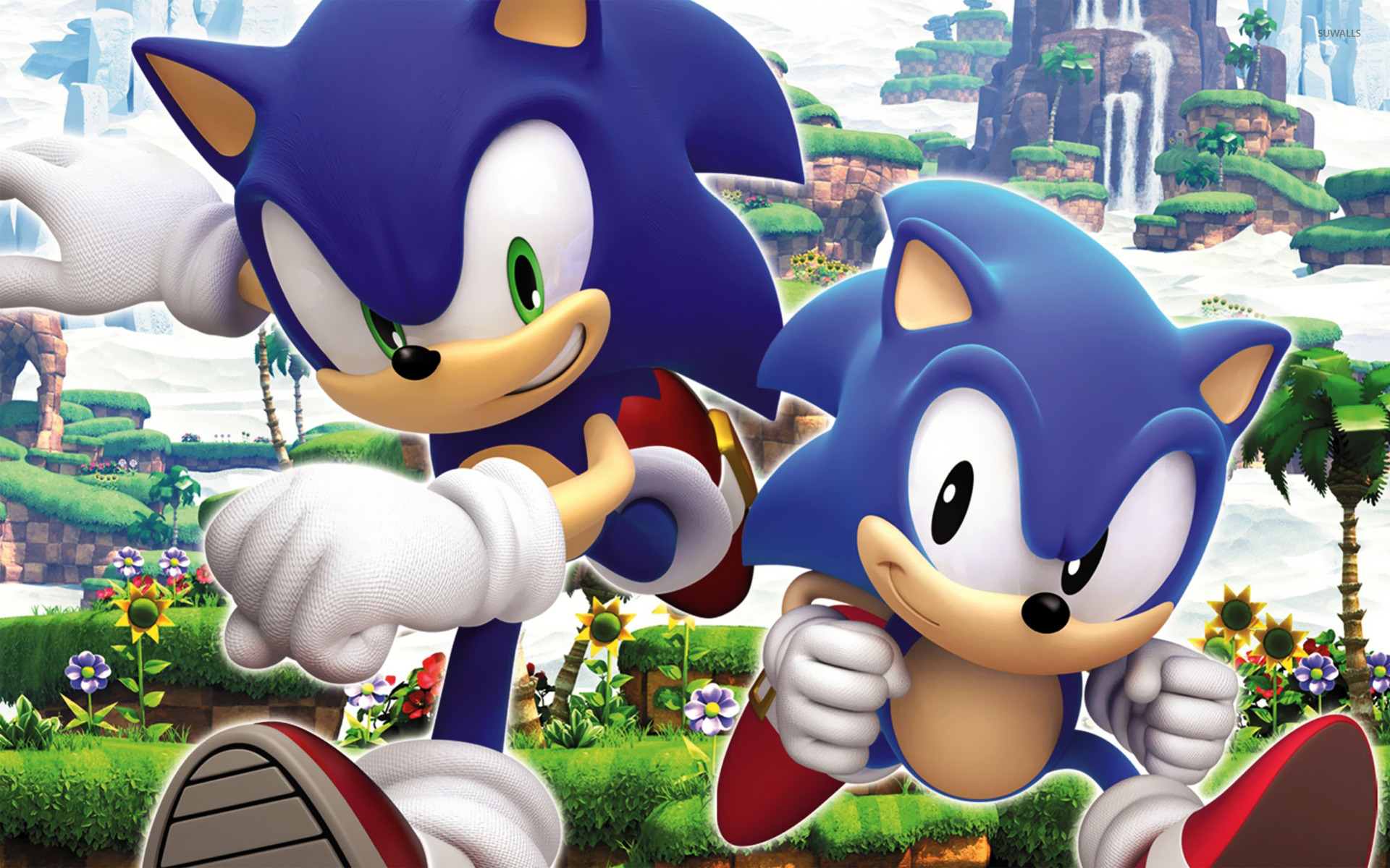 Sonic Generations [2] wallpaper - Game wallpapers - #15697