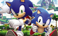 Sonic Generations wallpaper 1920x1200 jpg
