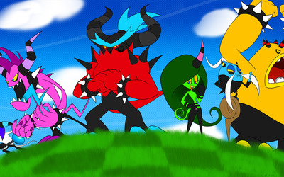 Sonic Lost World [2] wallpaper