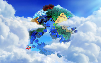 Sonic Lost World wallpaper