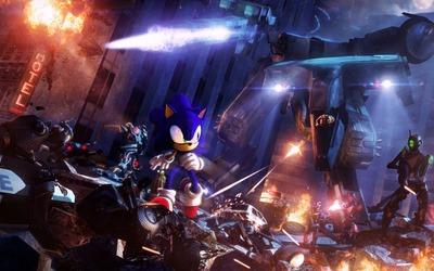 Sonic the Hedgehog [2] wallpaper