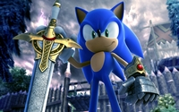 Sonic the Hedgehog [3] wallpaper 1920x1200 jpg