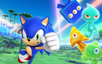 Sonic the Hedgehog wallpaper 1920x1200 jpg