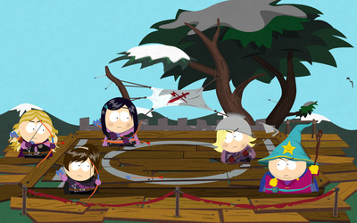 South Park: The Stick of Truth [7] wallpaper