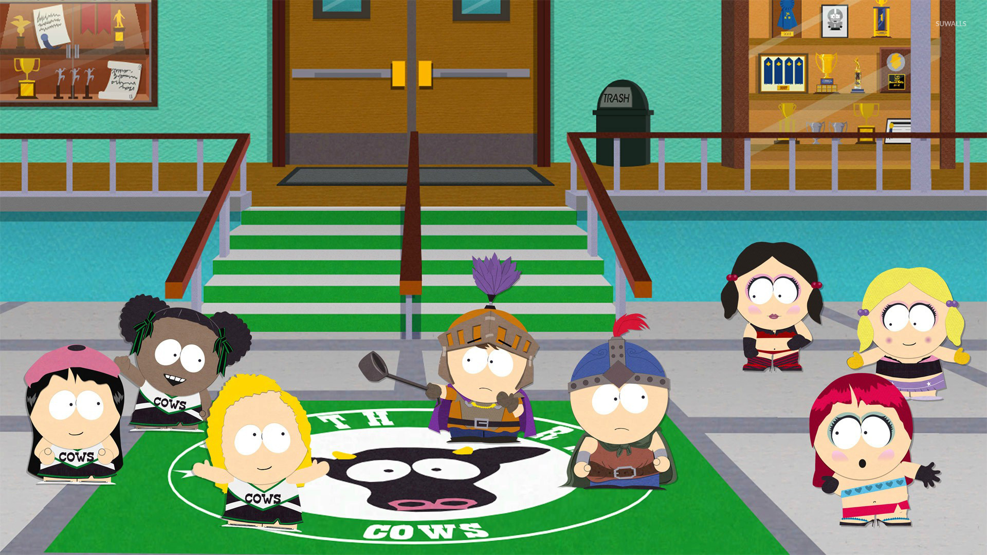 south park the stick of truth 6 wallpaper game