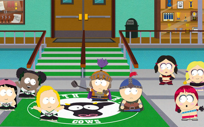 South Park: The Stick of Truth [6] wallpaper