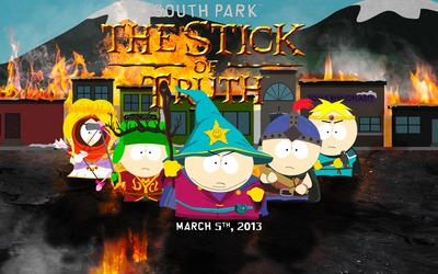 South Park - The Stick of Truth wallpaper
