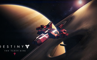 Spaceship in Destiny: The Taken King wallpaper 3840x2160 jpg