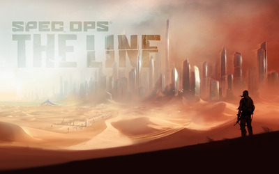 Spec Ops: The Line [2] wallpaper
