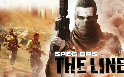 Spec Ops: The Line [3] wallpaper