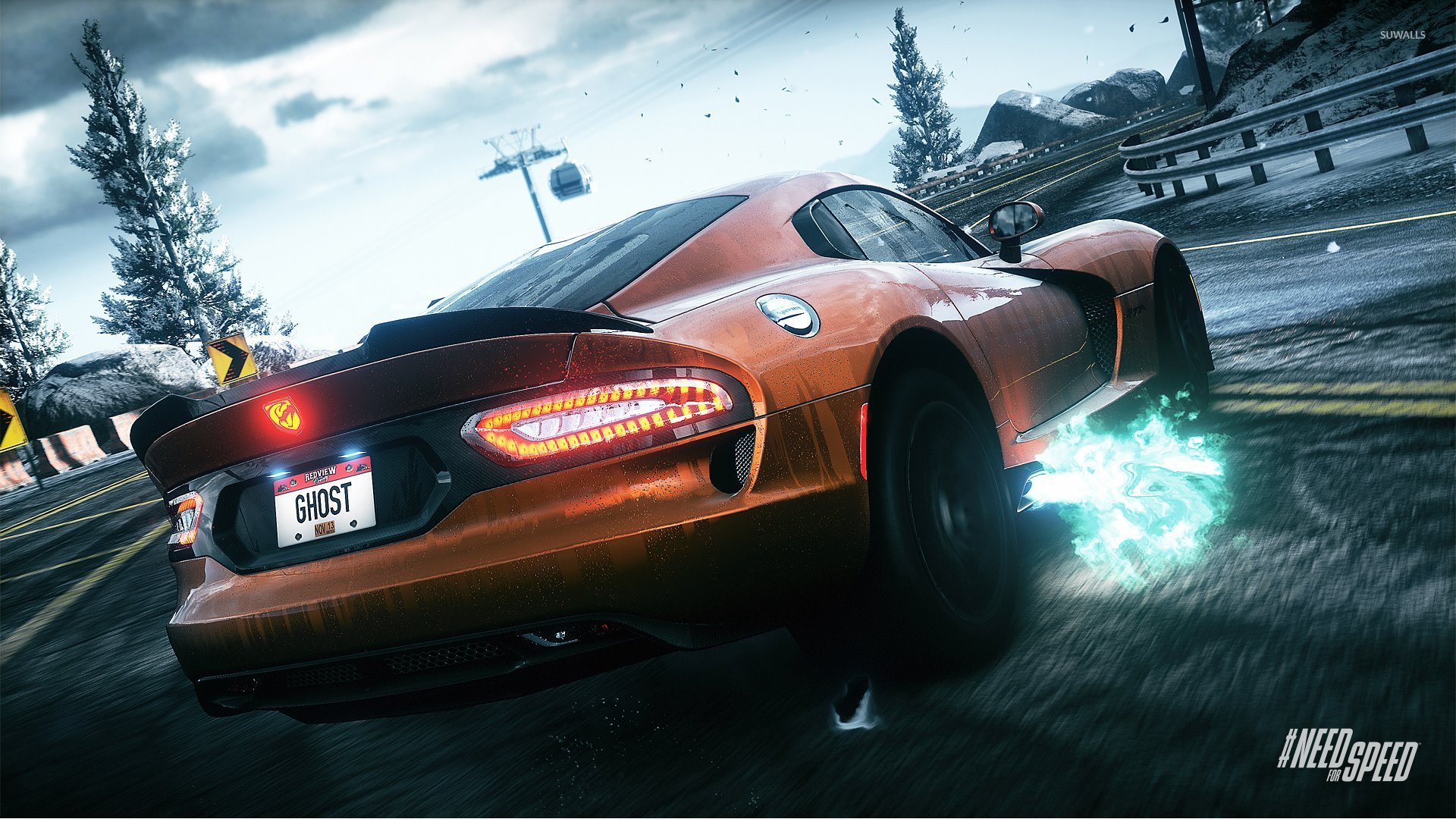 Srt Viper Ta Need For Speed Rivals Wallpaper Game Wallpapers 26157