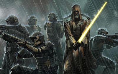 Star Wars [6] wallpaper