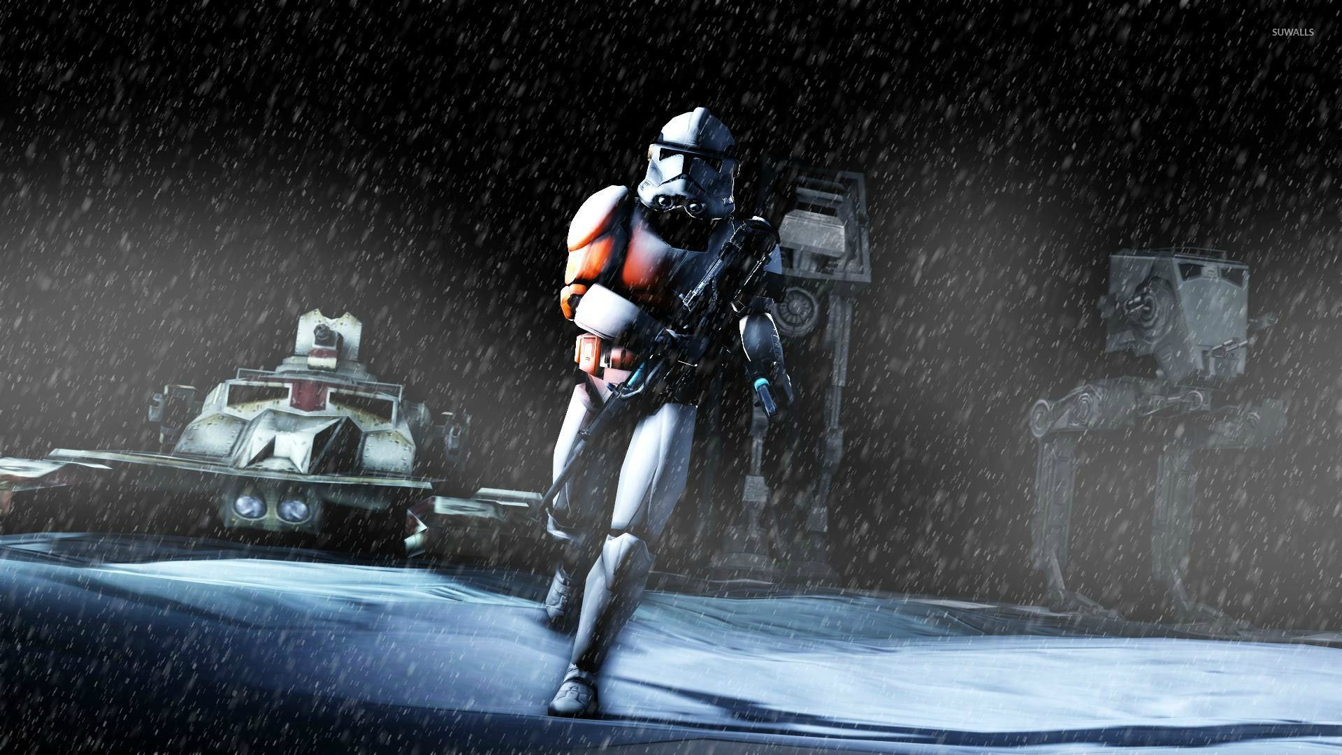 Star Wars Battlefield 4 Crossover Wallpaper Game Wallpapers 30494