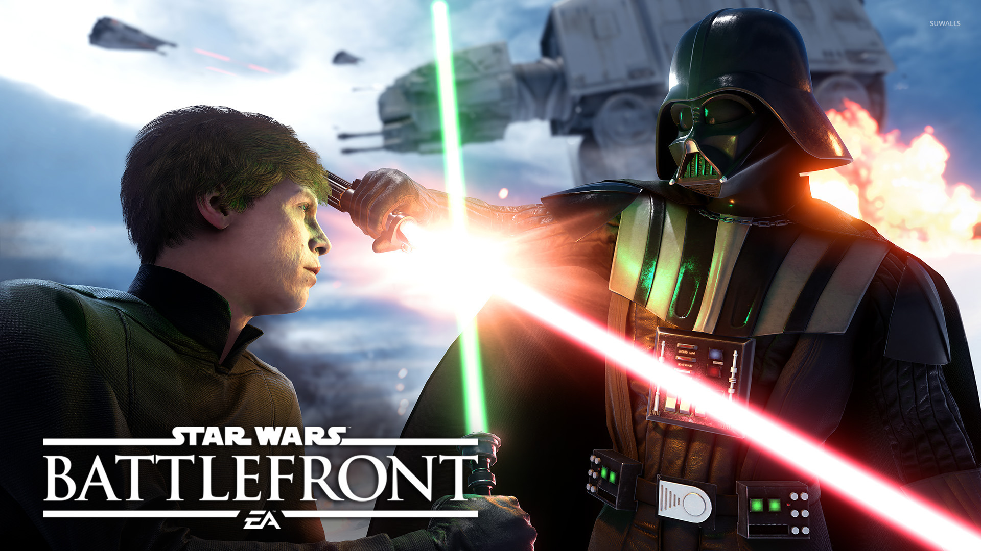 Star Wars Battlefront Wallpaper Game Wallpapers 44843