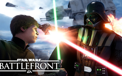 Star Wars: Battlefront wallpaper