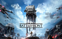 Star Wars Battlefront wallpaper 3840x2160 jpg
