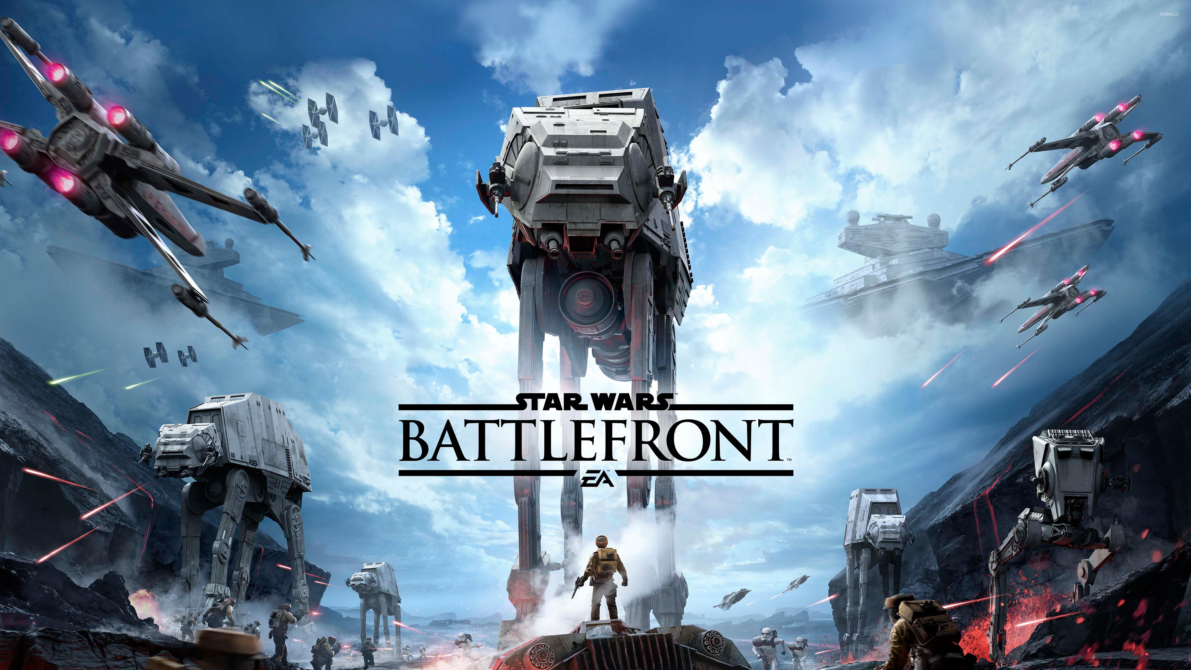 Star Wars Battlefront Wallpaper Game Wallpapers 49404