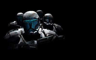 Star Wars - Republic Commando wallpaper