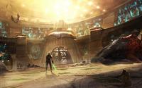 Star Wars: The Force Unleashed II wallpaper 1920x1200 jpg