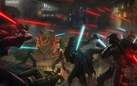 Star Wars - The Old Republic wallpaper 2560x1600 jpg
